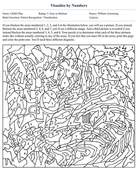 coloring pages hidden numbers 144 best images about dot to dot hidden pictures on
