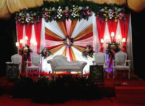 Background Wedding Jawa by Dekorasi Pernikahan Contoh Pelaminan Jawa