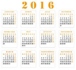 Calendar For Desktop 2016 Desktop Calendar Printing Printed