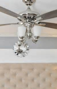 Ceiling Fan Chandelier Diy Ceiling Fans Ceilings And Fans On