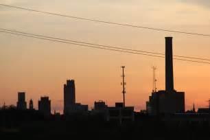 Abilene To Abilene Downtown At Sunset Jpg