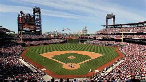 park bank citizens bank park 10 years of phillies memories the