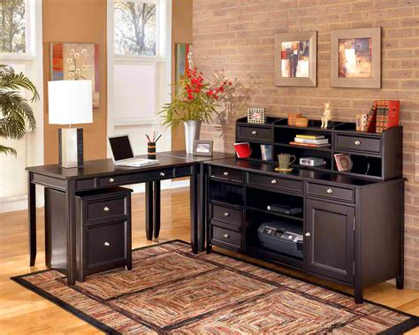 simple home office furniture home designs