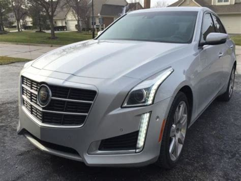 2014 Cadillac For Sale by 2014 Cadillac Cts For Sale By Owner In Brutus Mi 49716