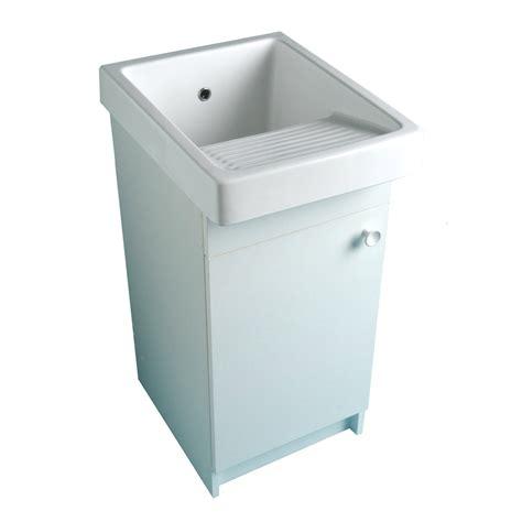Ordinaire Bac A Laver Avec Meuble #1: meuble-pour-bac-a-laver-volga-blanc.jpg