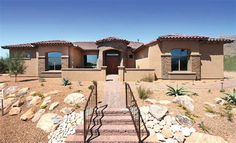 ventana reserve in luxury new homes of tucson az by af