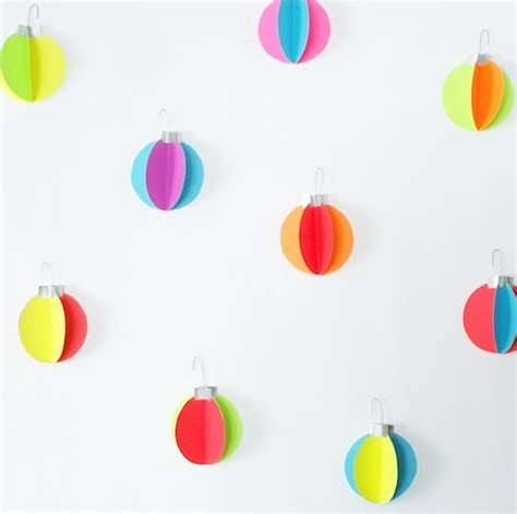 diy neon ornament wall decals hello lucky