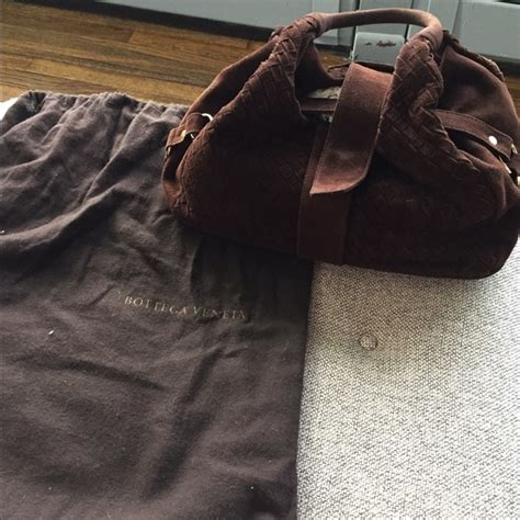 Bottega Style Bag 2 bottega veneta bottega veneta brown suede hobo style bag