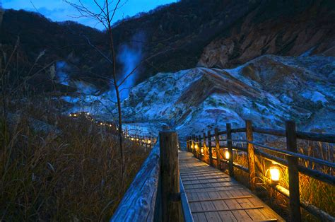 Search Japan 10 Must Visit Springs In Hokkaido Tsunagu Japan