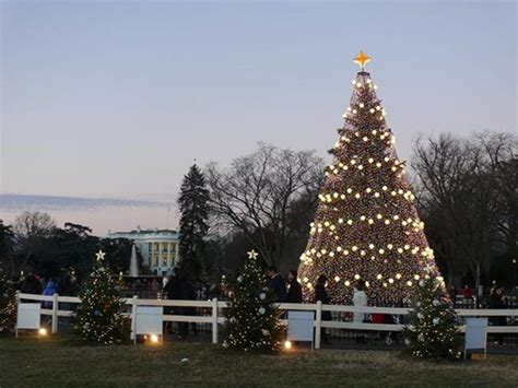 dc tree lighting 2017 national christmas tree lighting 2017 when to watch on tv