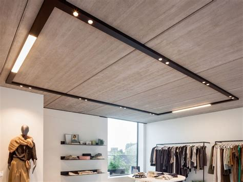 ceiling mounted linear lighting profile mp  modular