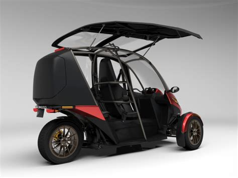 3 Wheel Electric Car India by The Key To Cheap Electric Cars Ditch The Steering Wheel