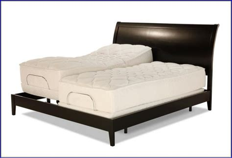 sleep number queen bed split queen adjustable bed sleep number bedroom home