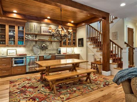 heathers country kitchen traditional kitchen bar guss hgtv