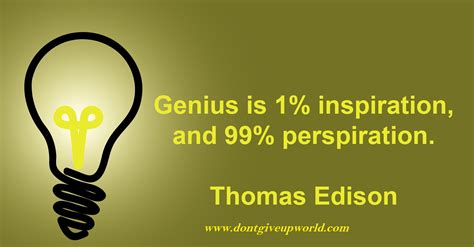 inspiration for wallpaper on inspiration perspiration and genius by thomas