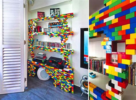 lego home decor 21 insanely cool diy lego furniture and home decor