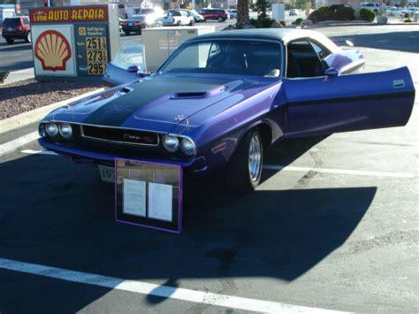 Chrysler Registry 1970 Dodge Challenger Rt Se Registered Chrysler Registry