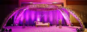 wedding stage decoration tips to make sure that setting up a reception stage
