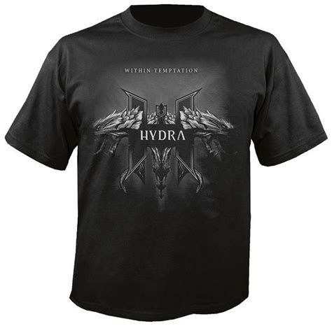 Within Temptation Tshirt within temptation hydra t shirt