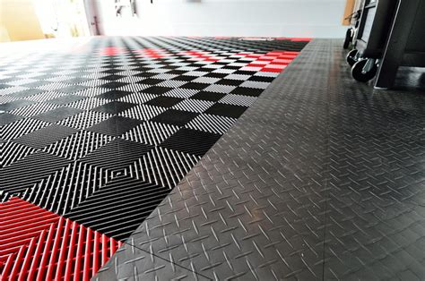 home garage workshop with racedeck garage flooring wall racedeck garage floor home garage makeover salt lake