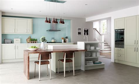 Farmhouse Kitchen Island Ideas Windsor Contemporary Shaker Mussel Kitchen Stori