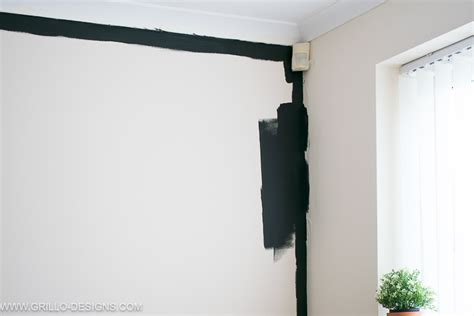 chalkboard paint uneven 6 steps to creating the chalkboard wall grillo