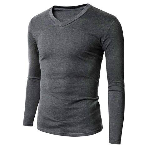 Fit Plain T Shirt 100 cotton mens sleeve plain t shirt slim fit casual