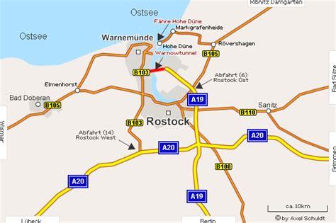 Parken Motorrad Rostock by Anreise Nach Warnem 252 Nde Wie Sie Am Schnellsten Zu Uns Kommen
