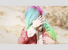 heyshadylady Rainbow Hair Tumblr