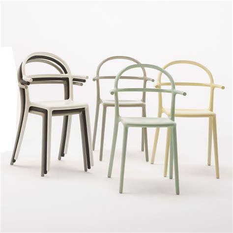 sedie per giardino generic c sedia kartell di design in polipropilene