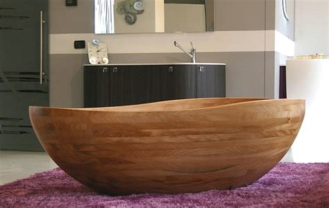 unique bathtubs 10 relaxing and unique wooden bathtubs you will love to have