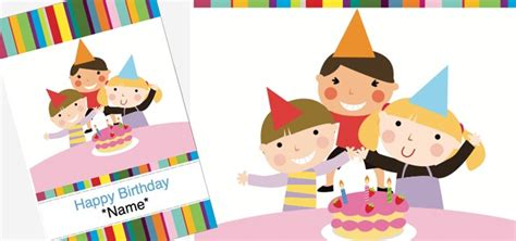 Istudio Publisher Templates Greetings Card New Baby by Greetings Card Childs Birthday Istudio Publisher