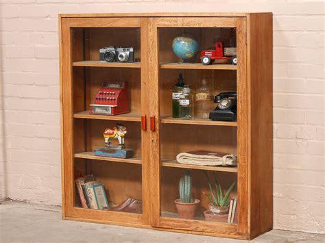 School Cabinets by Vintage Oak School Cabinet Vintage Cabinets Cupboards