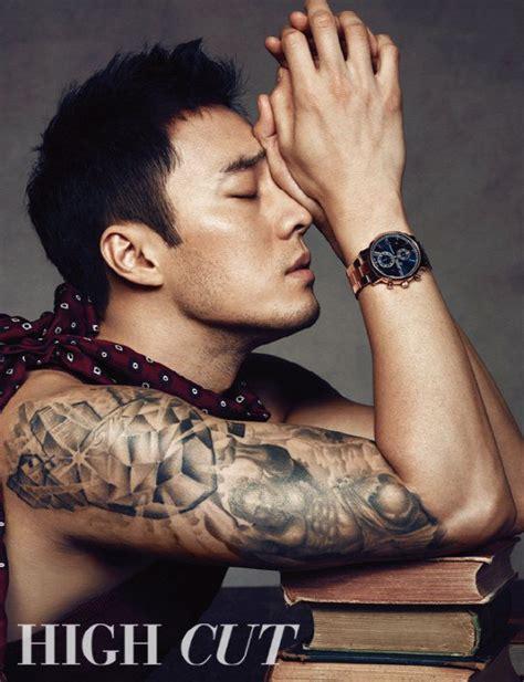 tattoo korean movie subtitles so ji sub says yoo seung ho has become a man in his high