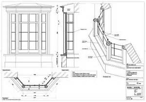 Bow Window Construction Detail Similiar Bay Window Framing Details Keywords