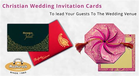Wedding Card Invitation Christian by Christian Wedding Invitation Cards To Lead Your Guests To