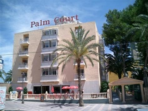 Palm Appartments by Palm Court Apartments Benidorm Costa Blanca Spain Book