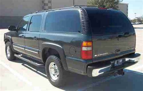 how cars engines work 2003 chevrolet suburban 2500 auto manual purchase used 2003 chevrolet suburban k2500 lt autoride preferred package 4x4 8 1l engine in