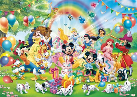 disney wallpaper all characters disney images disney characters hd wallpaper and