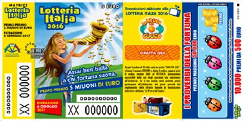 estrazione lotteria italia premi di consolazione biglietti vincenti terza categoria lotteria italia 2017