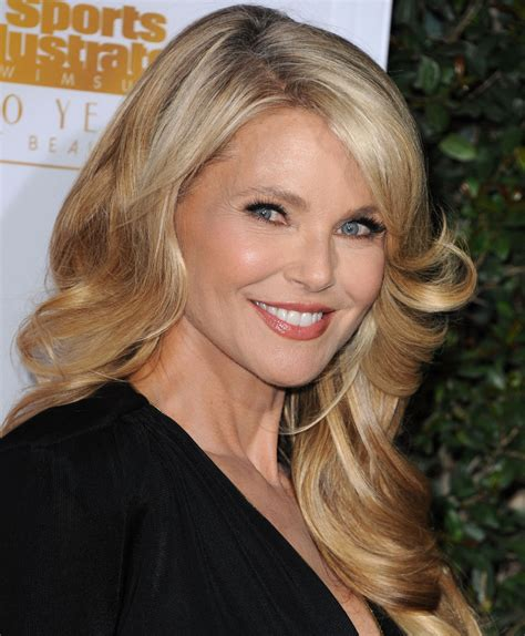 christie brinkley has christie brinkley had plastic surgery see her