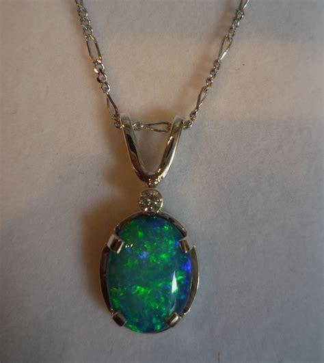 opal pendant 169 helen burrell goldsmith jewellery