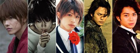 best live action anime top 5 live action anime actor performances fandomania