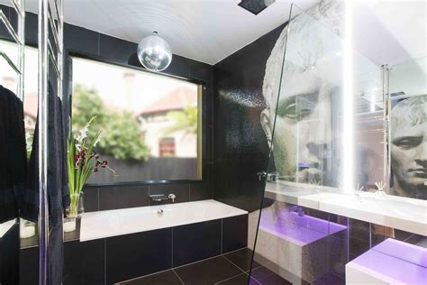 bathrooms true north designs minosa a modern seamless bathroom with true wow factor
