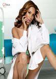 ericasilky legs erica mena smooth magazine issue 60