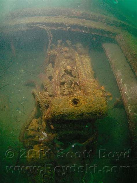 dreamscape shipwreck dive site review