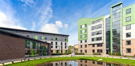 The Green University Of Bradford Gwp Architecture