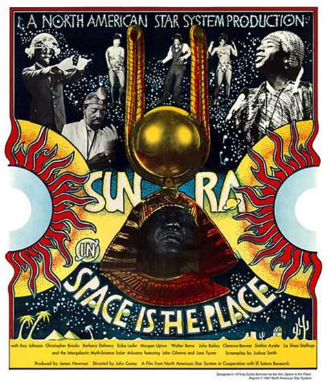 A Place In The Universe Sun Ra A Black Gnostic Introduction To Sun Ra And His Archestra Space Is The Place For Saturn S