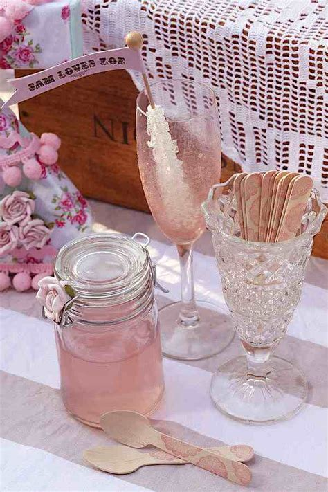 Kara S Party Ideas Shabby Chic Girl Spring Floral Bridal Shabby Chic Bridal Shower Decorations
