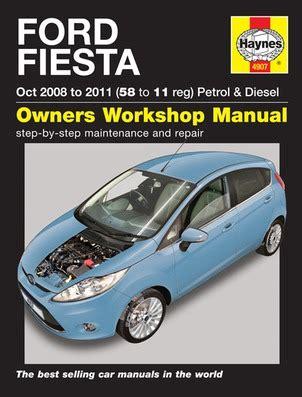 Ford Fiesta 2002 2008 Petrol And Diesel Haynes Owners